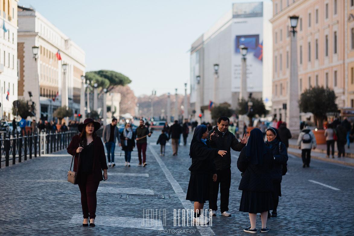Street Photo Vaticano Rome