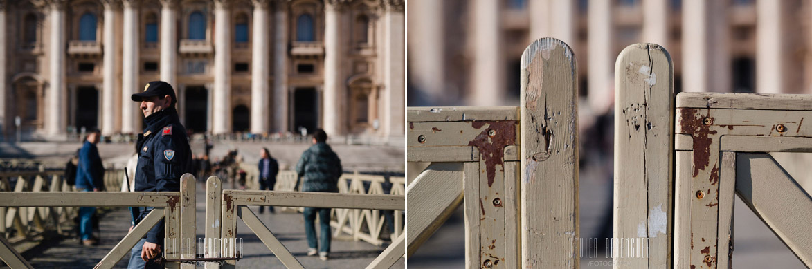 Street Photo Vatican Rome