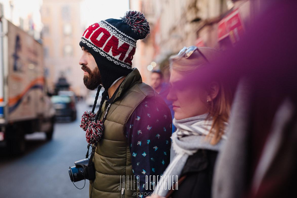 Fotos de PreBoda en Roma