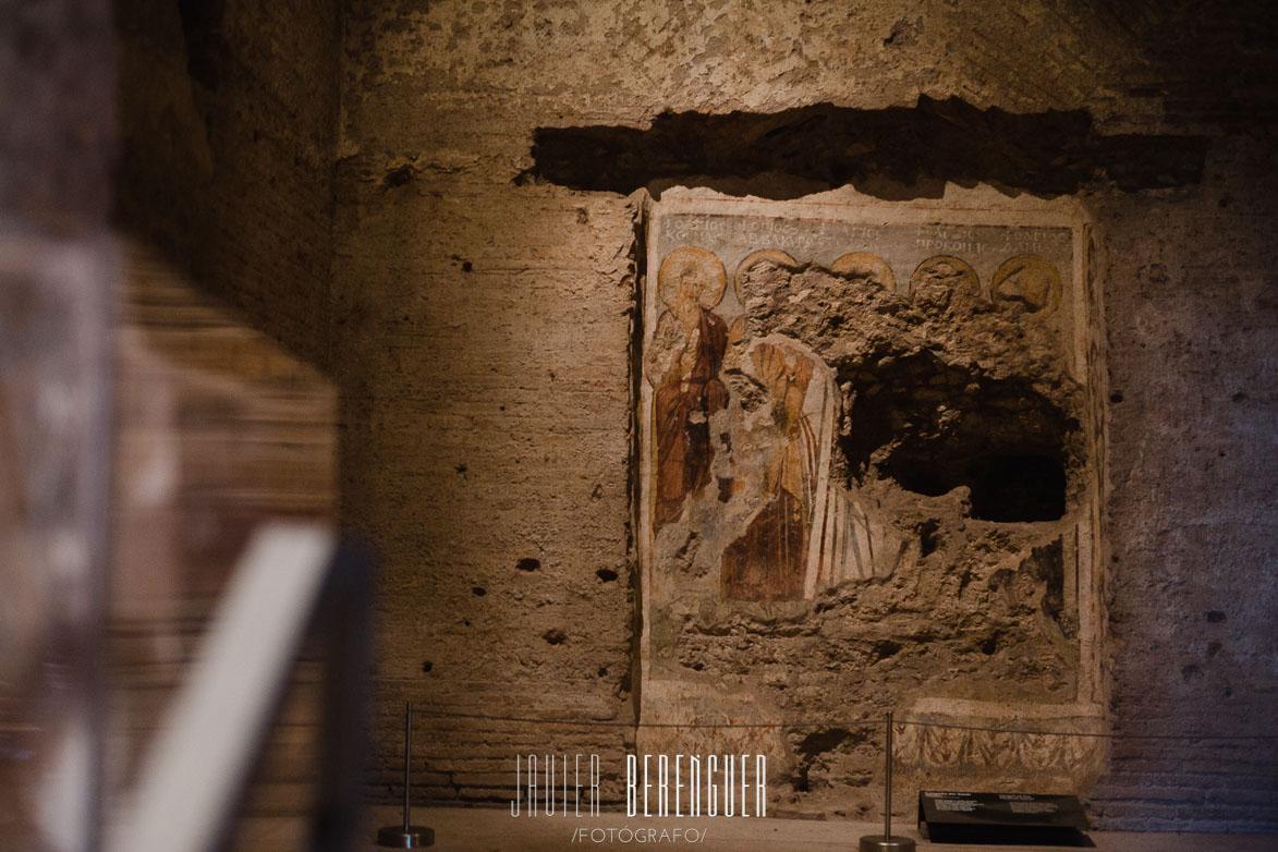 Wedding Photography in Roman Forum