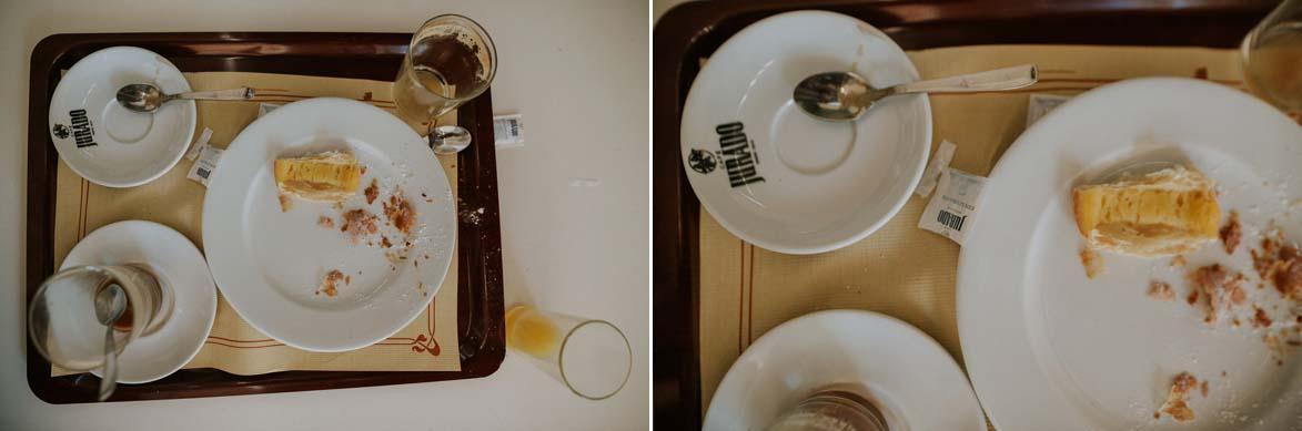Desayuno Cafe Jurado