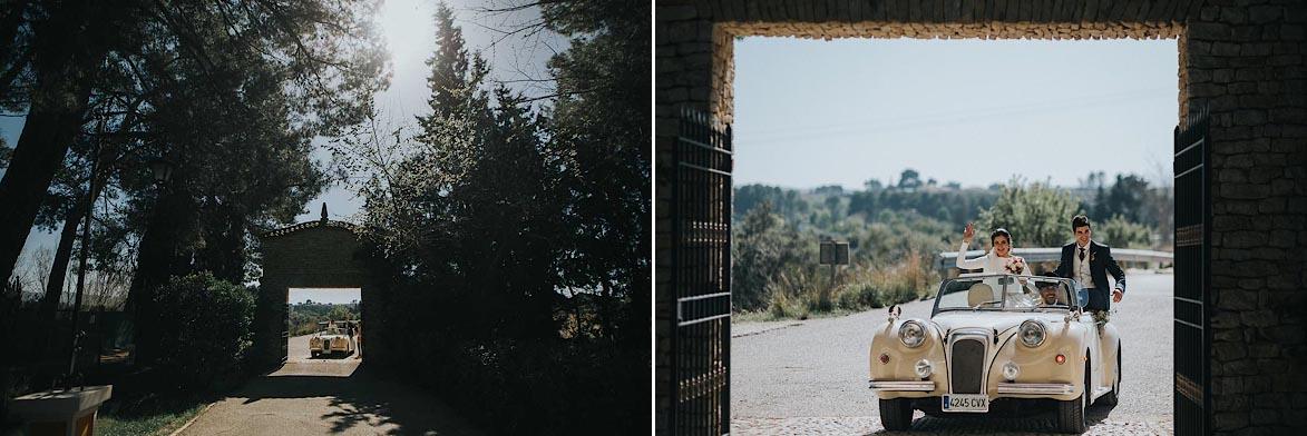 Fotógrafos de boda Finca La Clariana