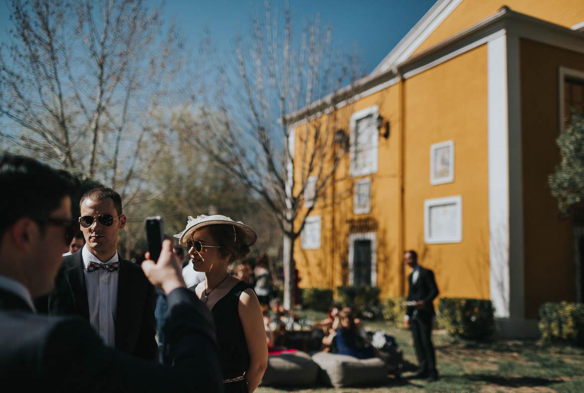 Fotos de decoración Arianna Pé Finca La Clariana Valencia