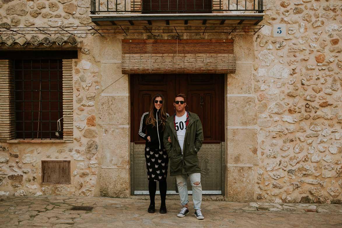 Pre Boda Industrial Muro de Alcoy Alicante