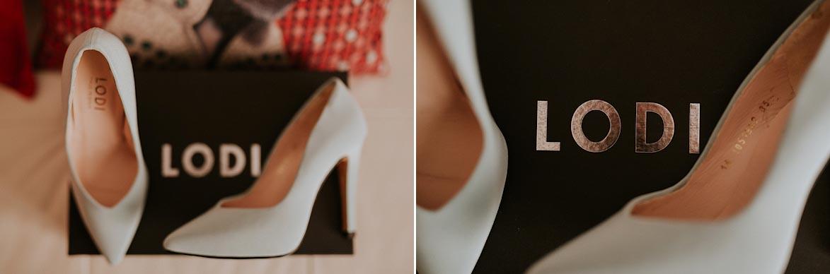 Zapatos para Boda de Lodi