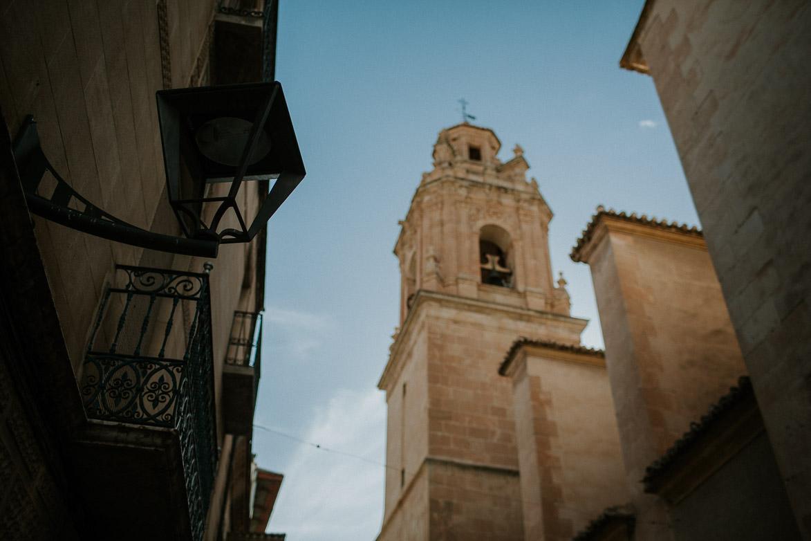 Iglesia de Aspe