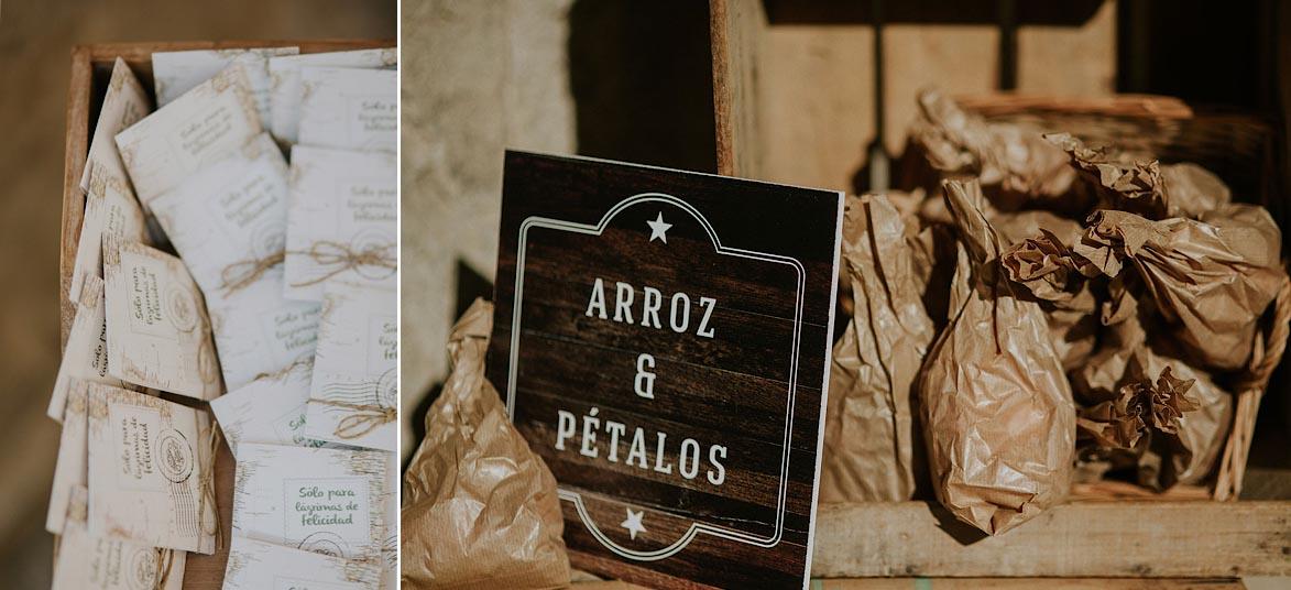 Arroz y Petalos AriannaPe Lazuli
