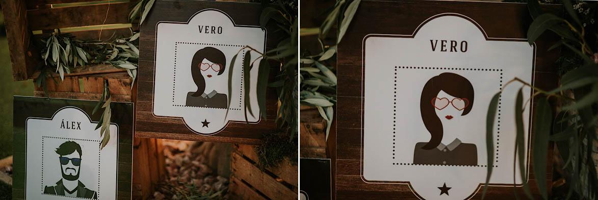 Fotos de Bienvenidas para Bodas AriannaPe Wedding Planer