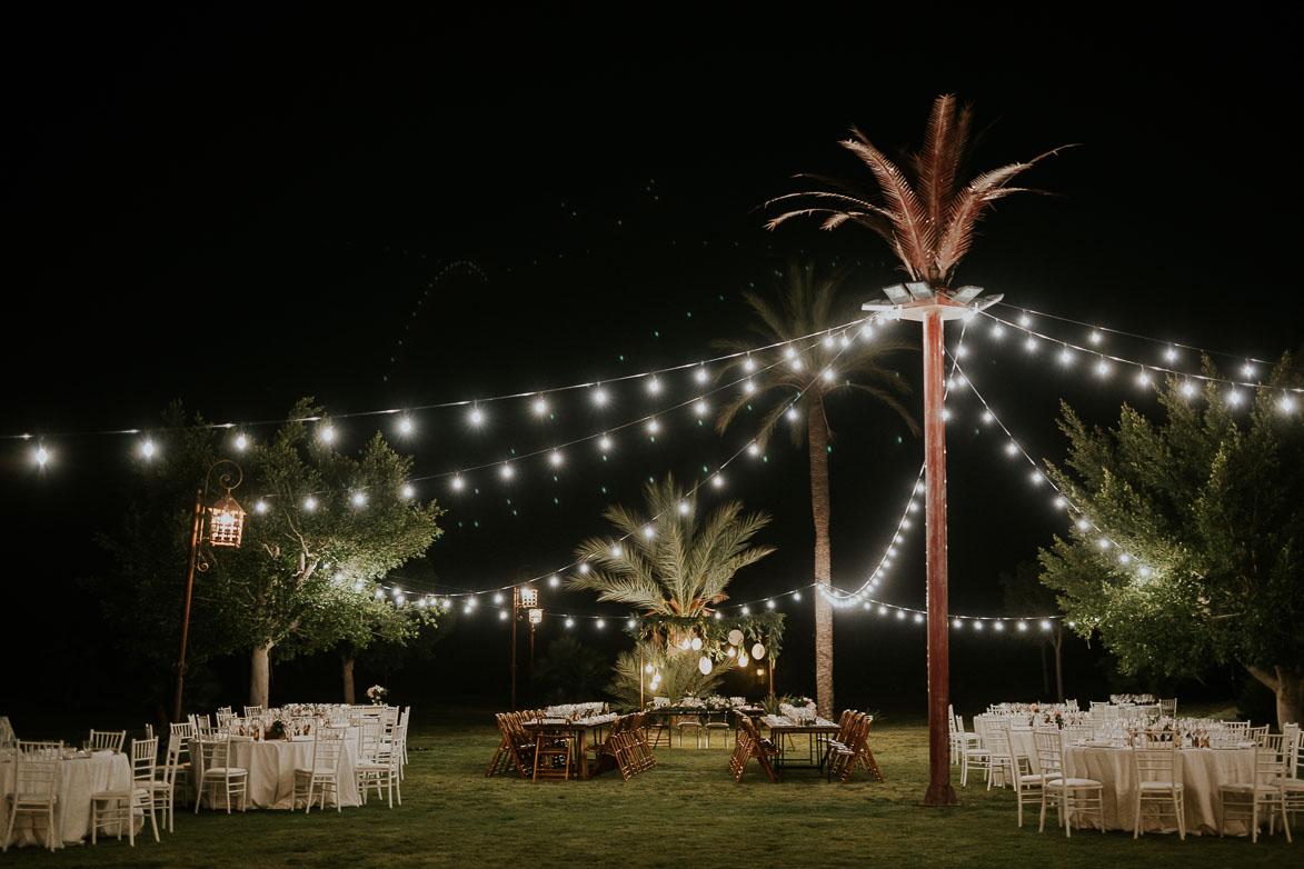 Iluminación Led para Bodas Ledilux Alicante