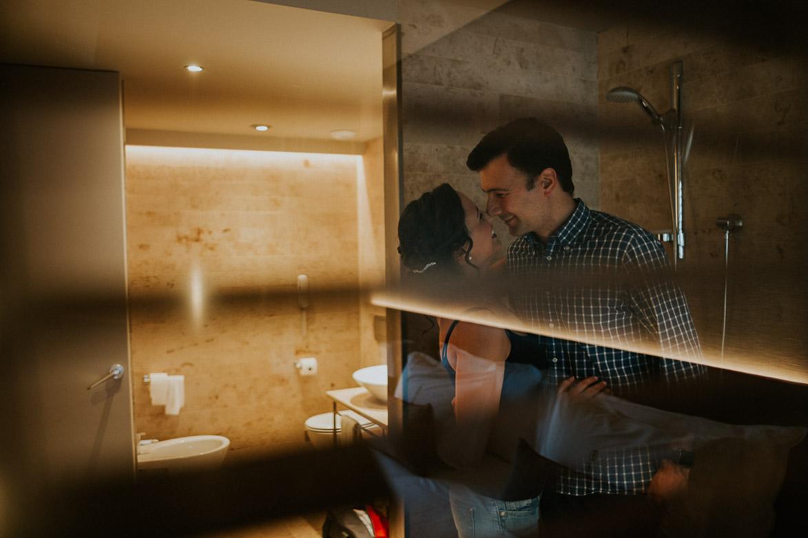 Fotos de Boda en hotel domine bilbao