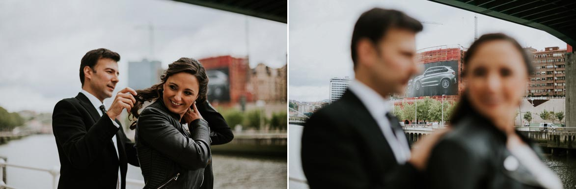 Fotos de Boda en Bilbao