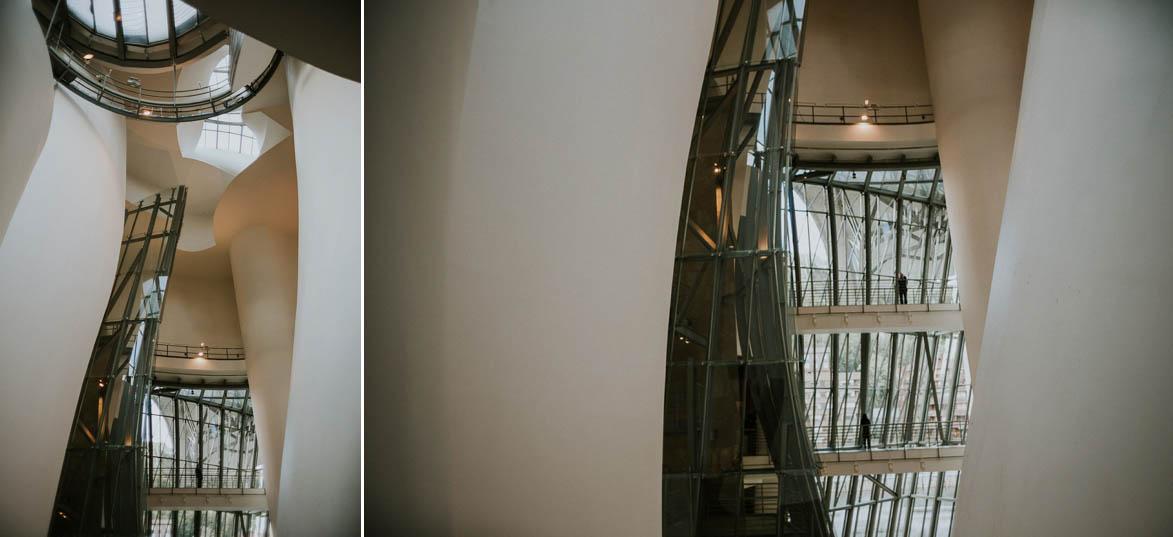 Fotos de Boda en Guggenheim Bilbao