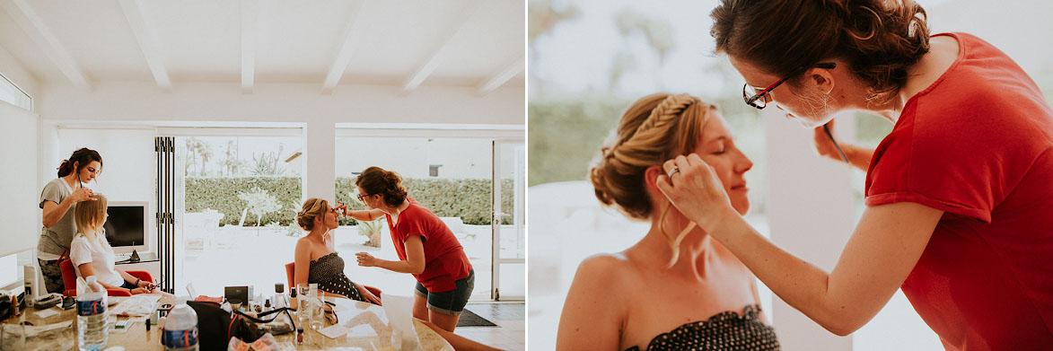 Maquilladoras para Bodas en Cabo Roig Torrevieja