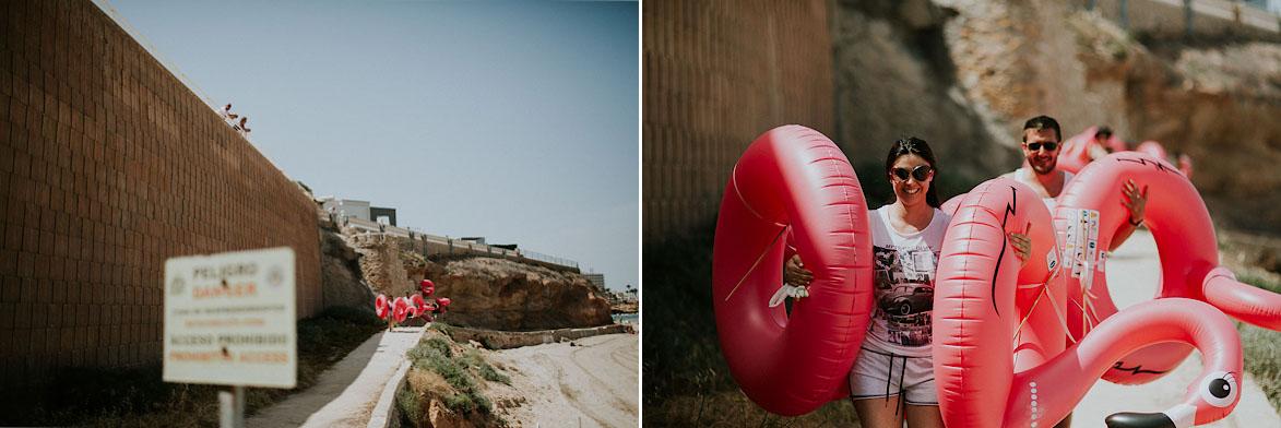 Mariage sur la plage Wedding on the beach Spain
