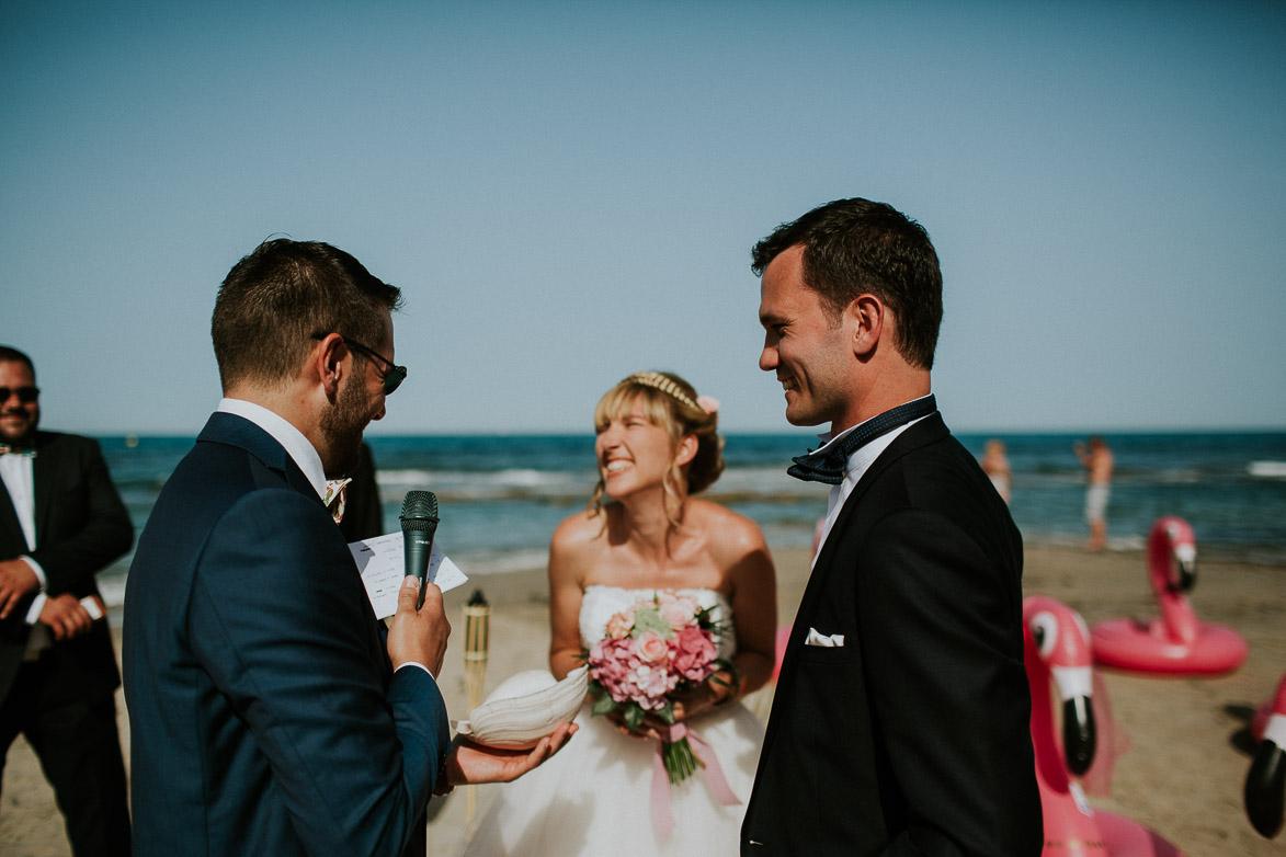 Fotos de Bodas Celebradas en la Playa