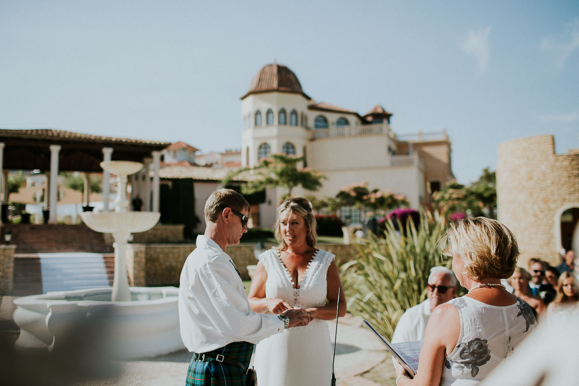 Destination Wedding Hotel Melia Villaitana Benidorm