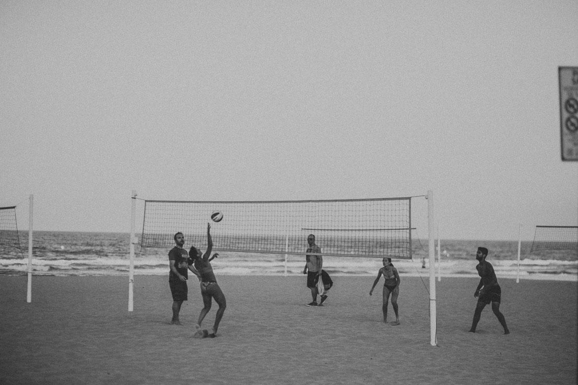 Voley Playa San Juan Alicante