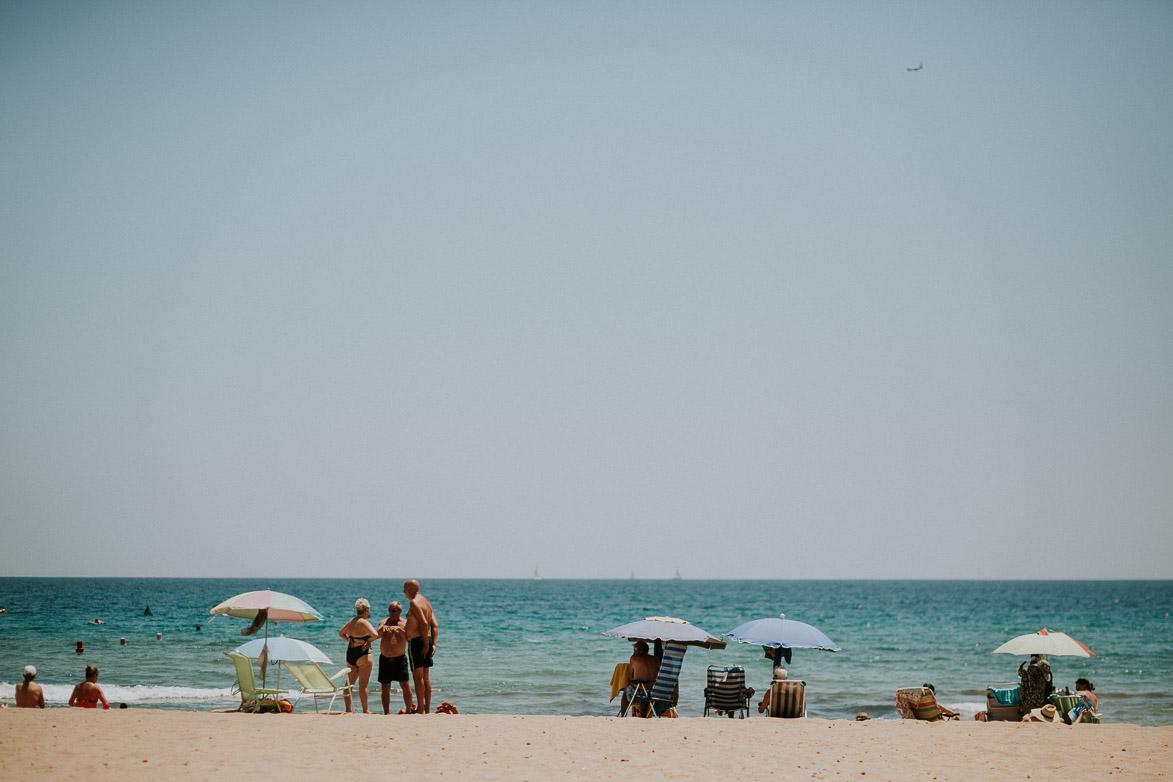 Vistas Playa Urbanova Alicante