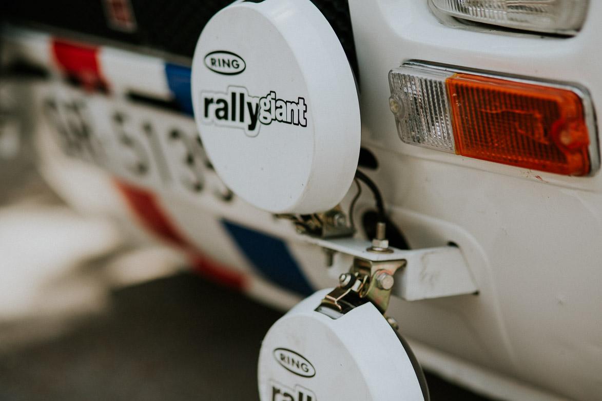 Coches de Rally para Bodas
