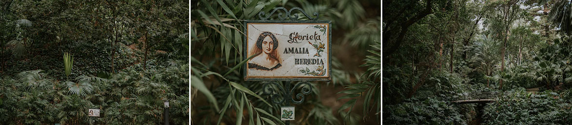 Jardín Botánico La Concepción Malaga
