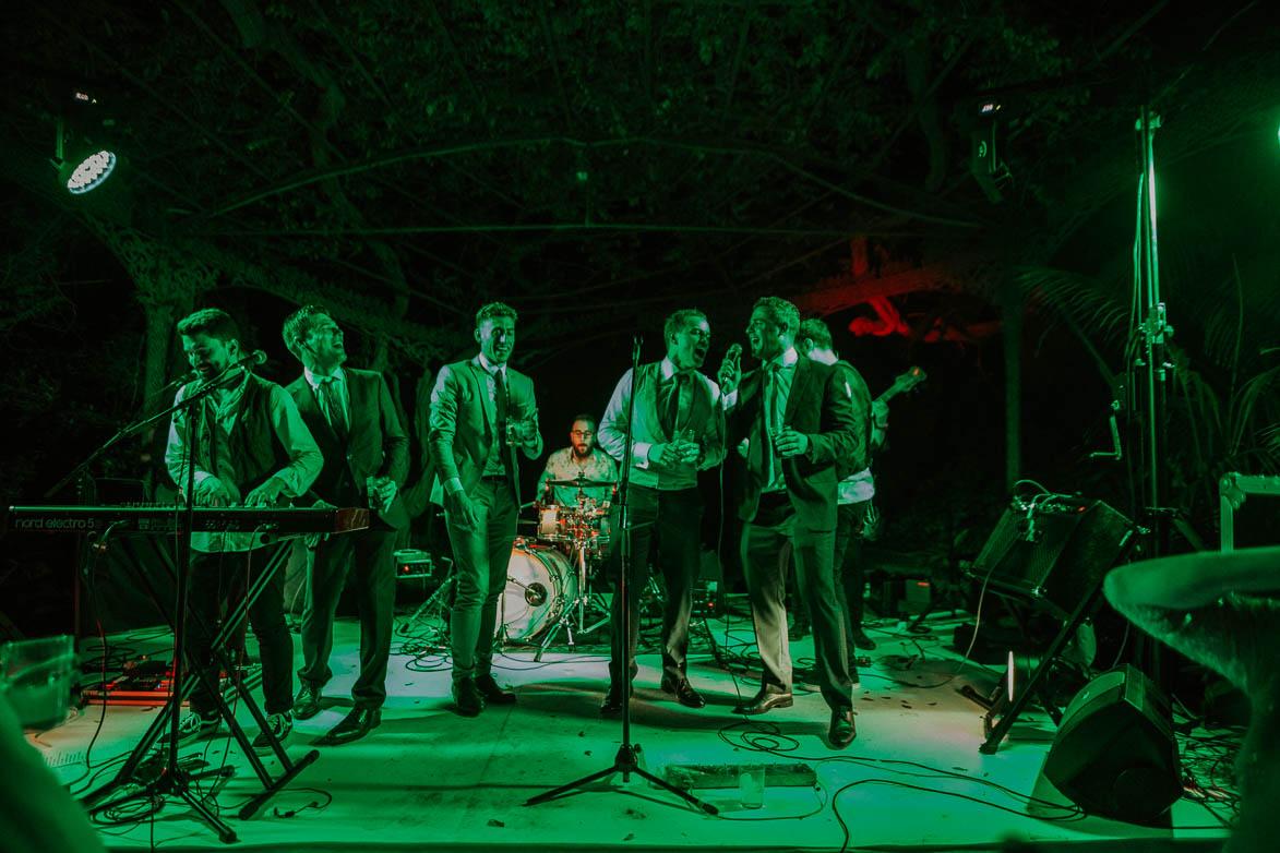Grupos de Musica para Bodas en Malaga