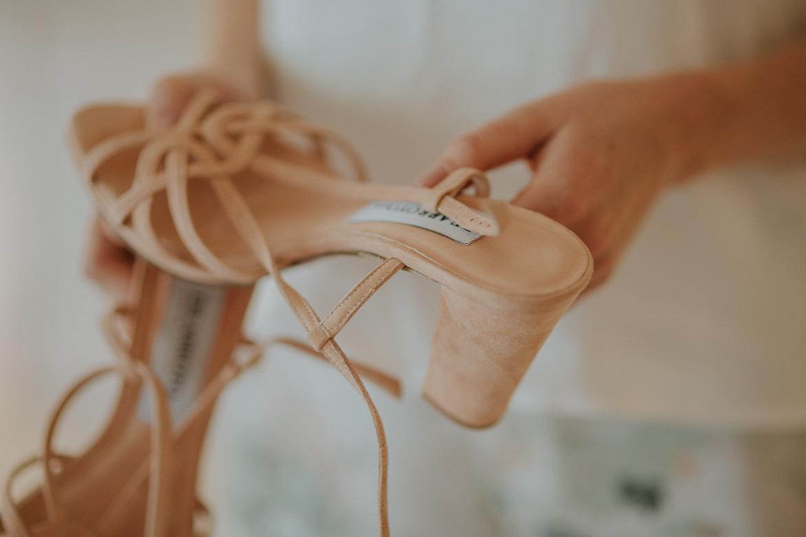 Zapatos de Novia DE ARROYO Atelier Madrid