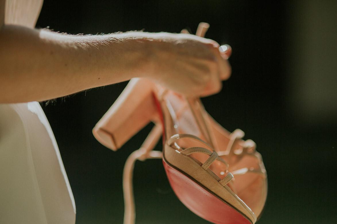 Zapatos Novia De Arroyo Atelier Madrid
