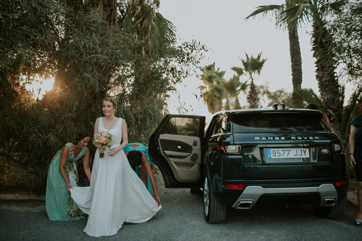 Destination Wedding in Alicante Spain Hort del Kalausi