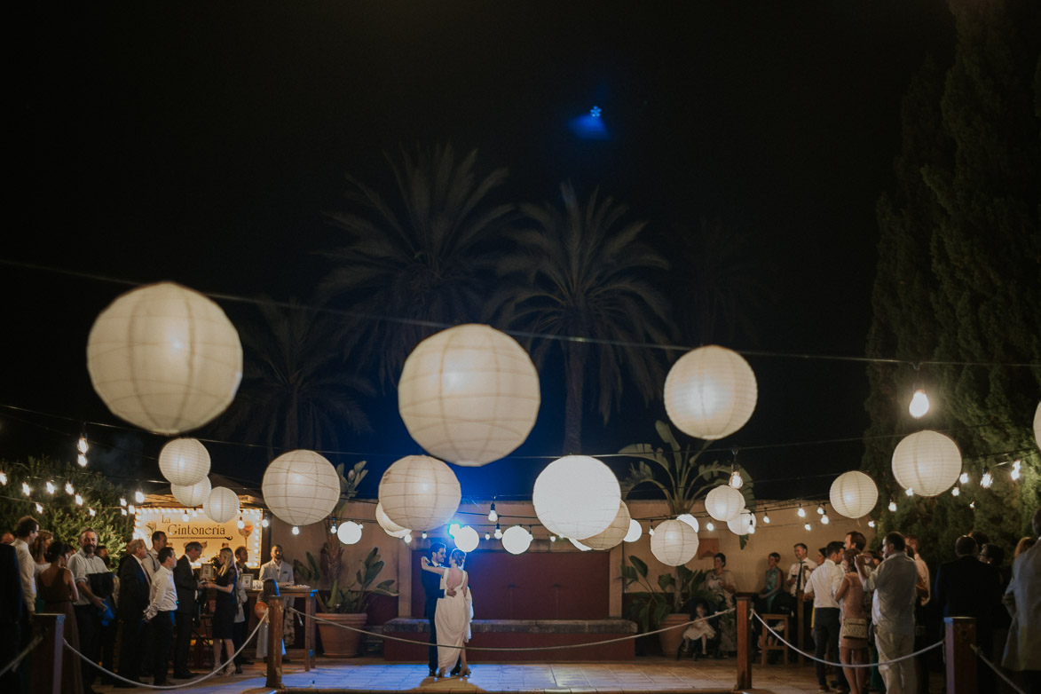 Ledilux iluminación para Bodas y eventos