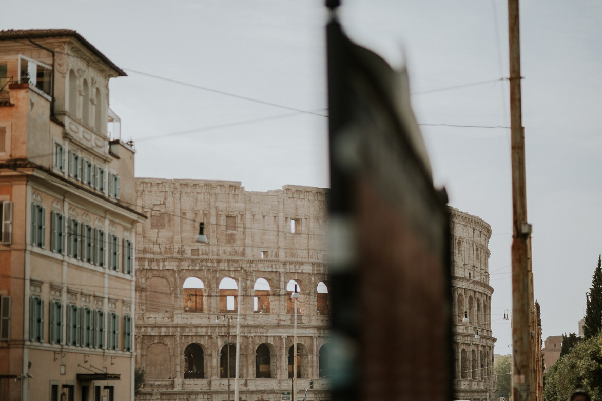 Foto di fotografi e video di matrimoni a Roma Italia