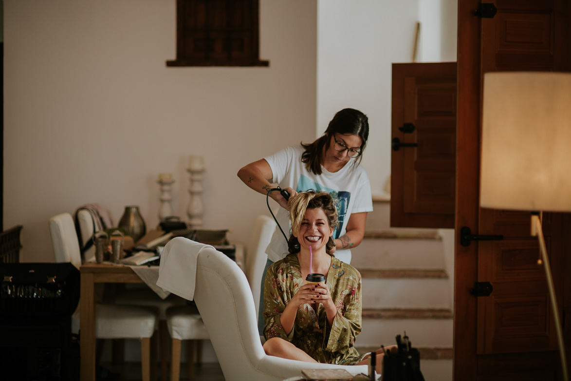 Fotos de Boda Pau Selles Make Up & Hair