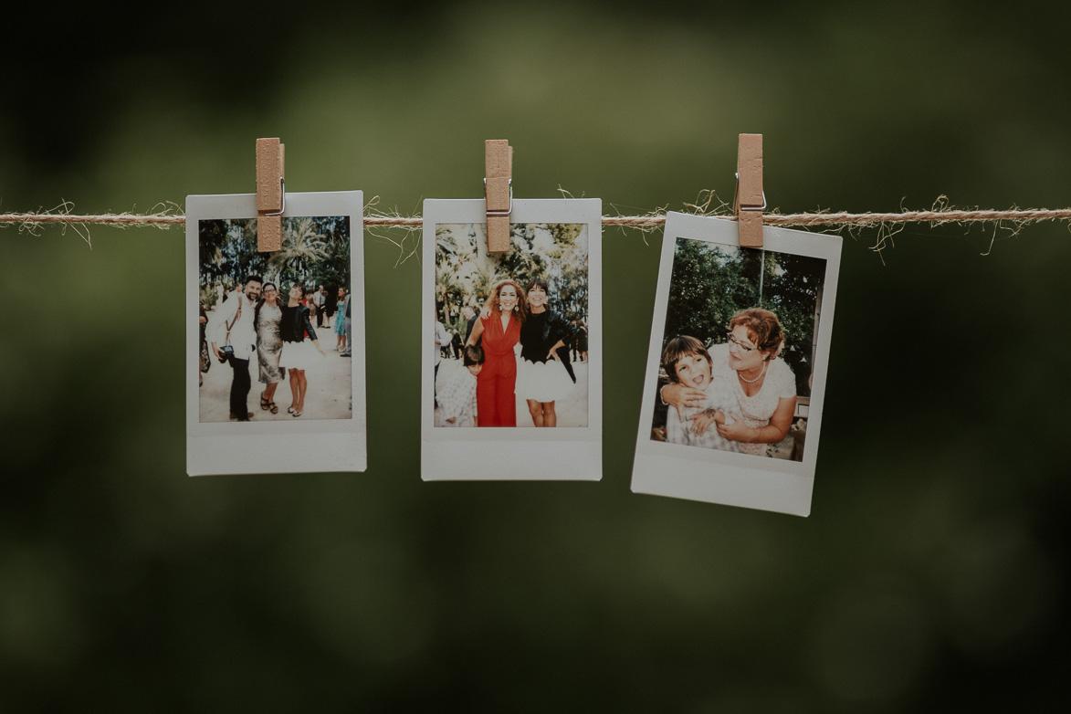 Fotos con Fuji Instax para Bodas