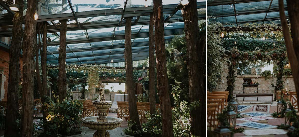Decoración de Ceremonia Civil AriannaPe Wedding Planner Alicante