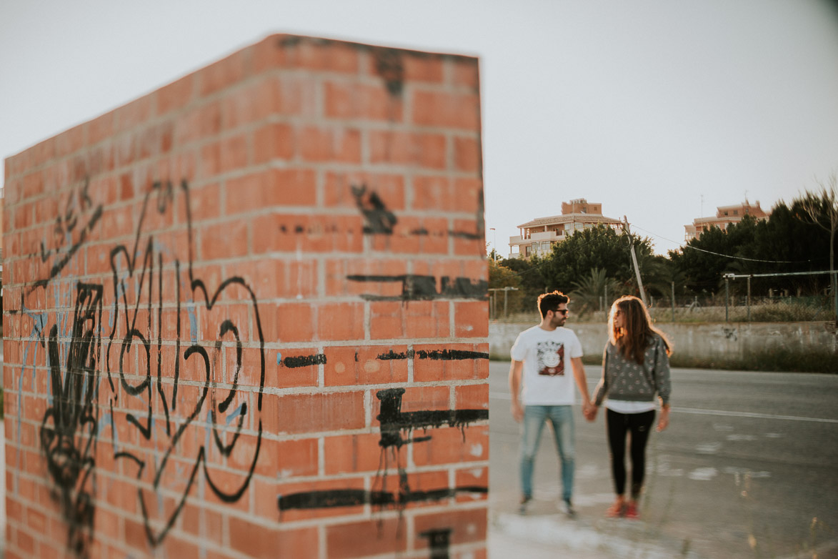 Fotos de Pre Boda Elche Alicante Canon TS-E 45 2.8