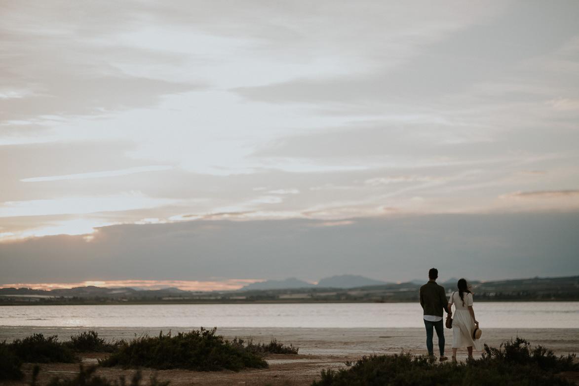Fotos Fotografos PreBoda Embarazo Playa Guardamar Salinas Torrevieja