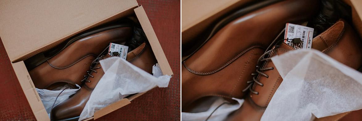Zapatos para Bodas Massimo Dutti