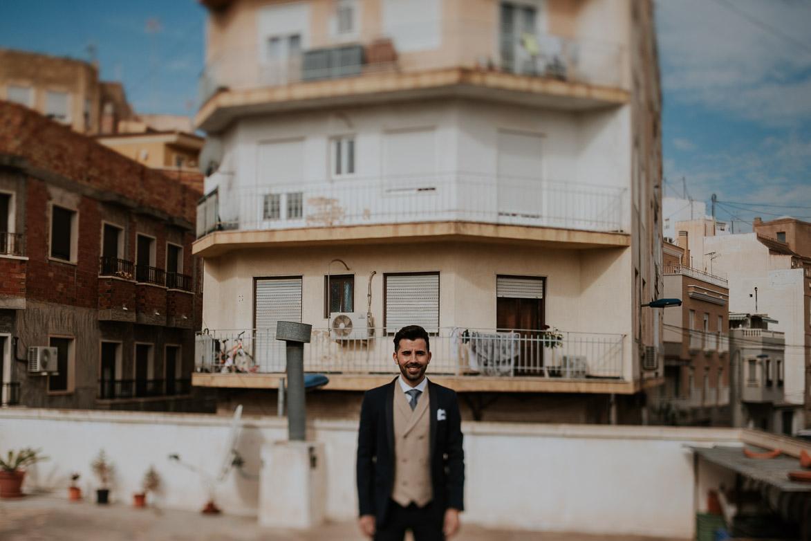 Trajes para Novio Ancla Alicante