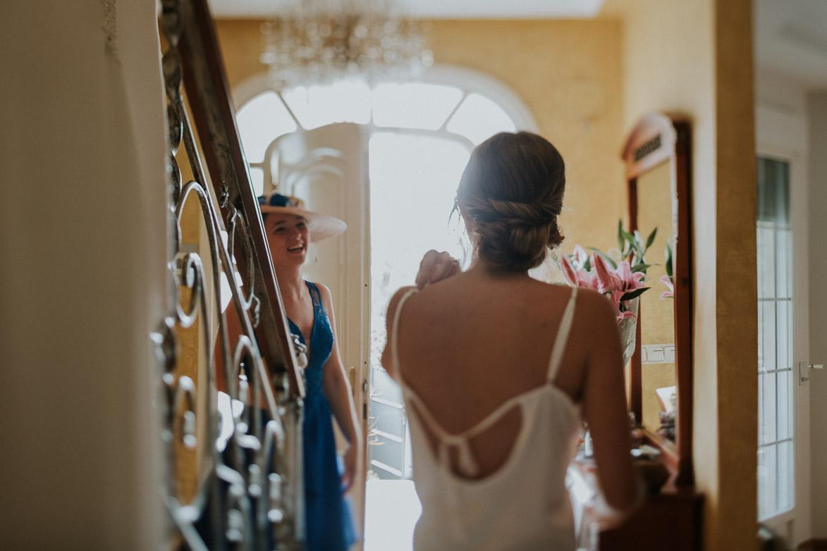 Camison para bodas