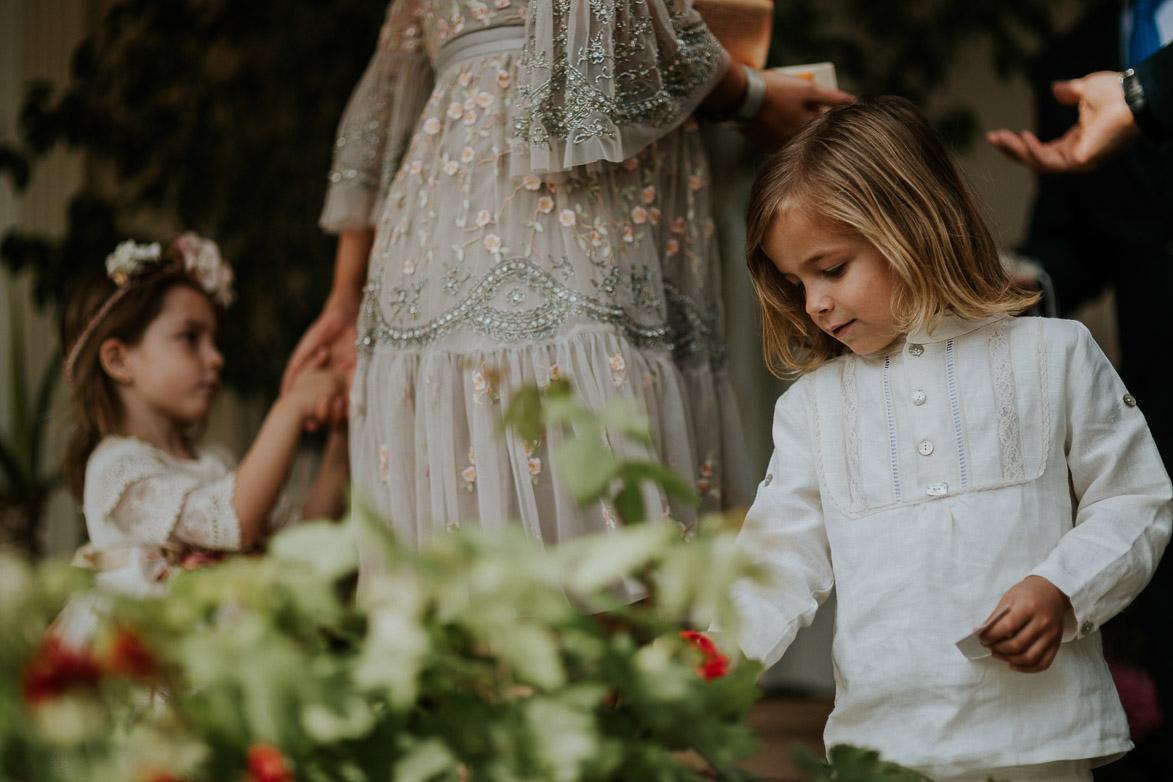 Como vestir un niño en una Boda