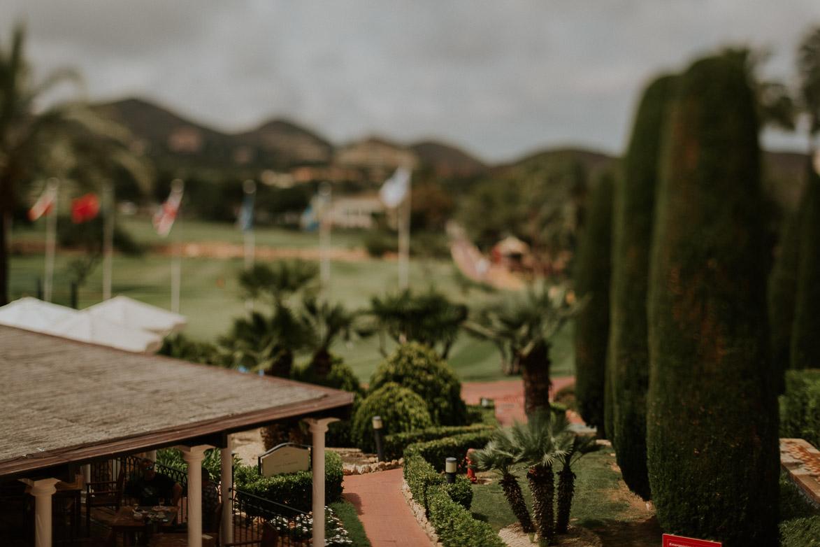 Fotografo Bodas La Manga Club Hotel Principe Felipe