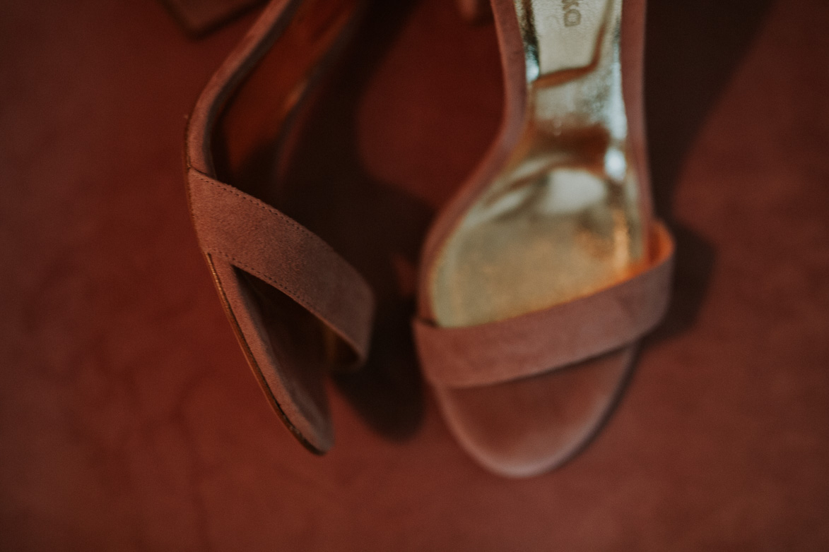 Zapatos de Novia Flor de Asoka