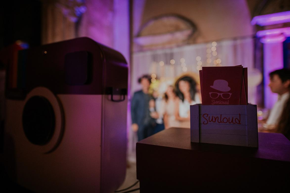 Photocall para Bodas SunLoud en Finca TorreFiel Fontanars dels Alforins
