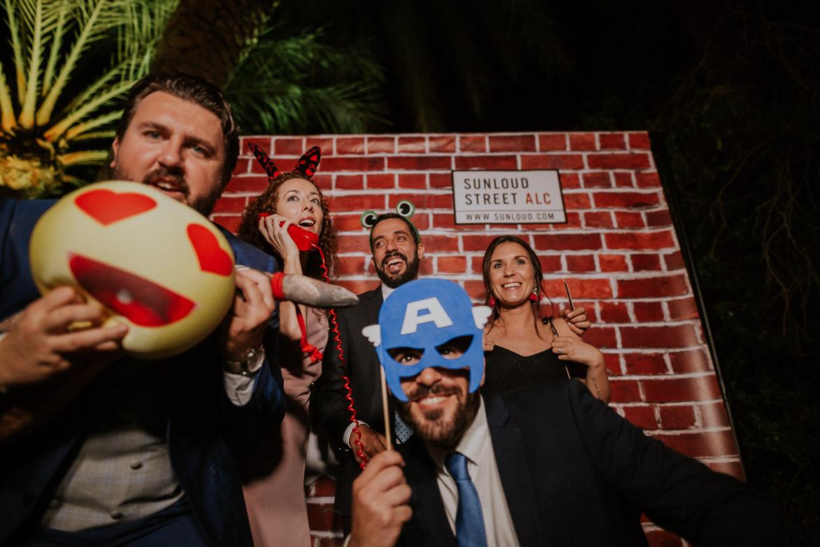 Photocall para Bodas Alicante