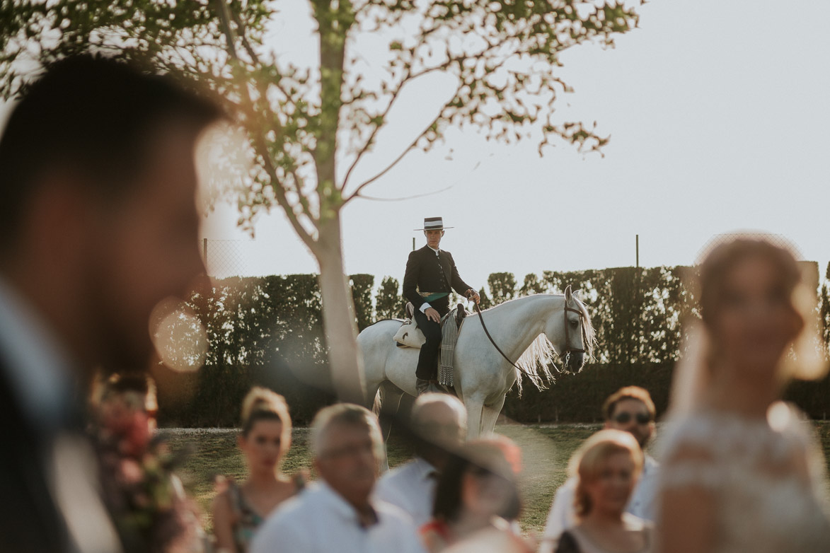 Reportajes de Bodas Civiles Yeguada La Gloria Wedding Spain