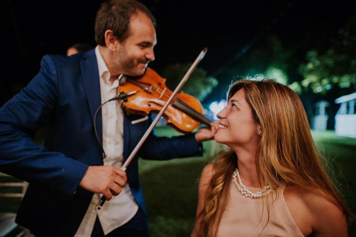 Sergio violinista para Bodas