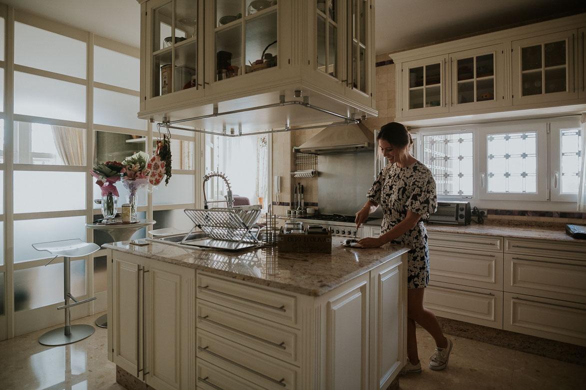 Fotos de Bodas en Cocinas