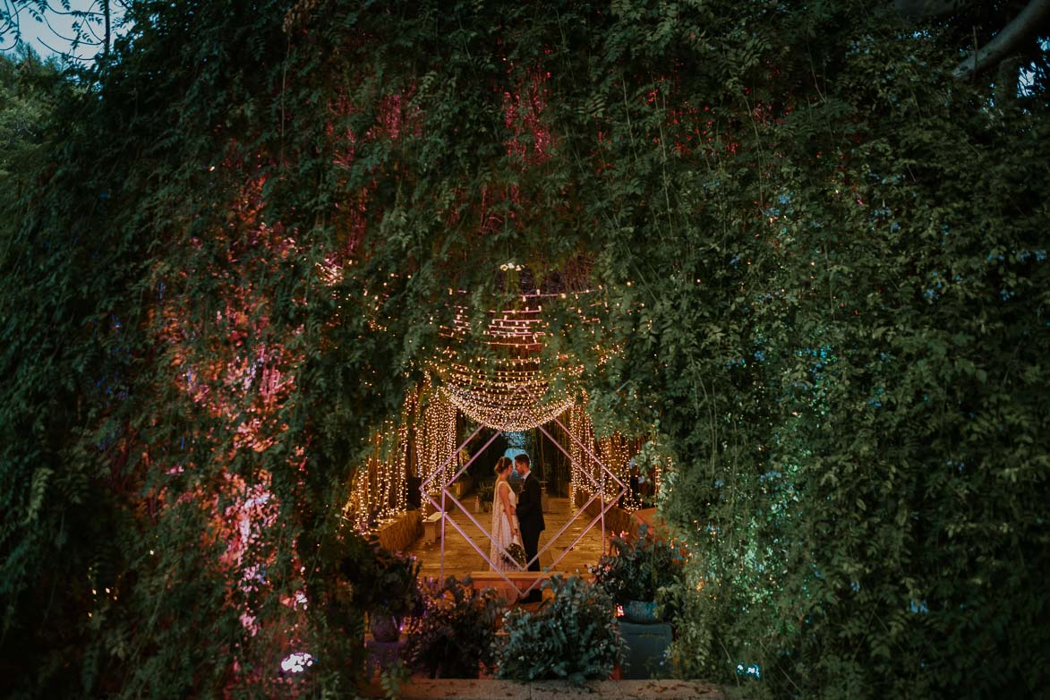 Reportajes Fotografia Video Bodas Jardines de Abril Alicante