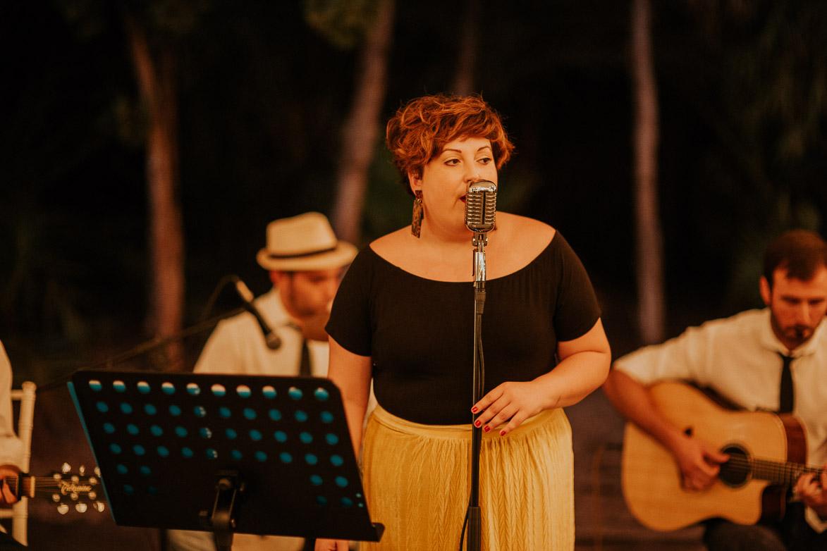 Impronta Cover Band Musica en Directo para Bodas