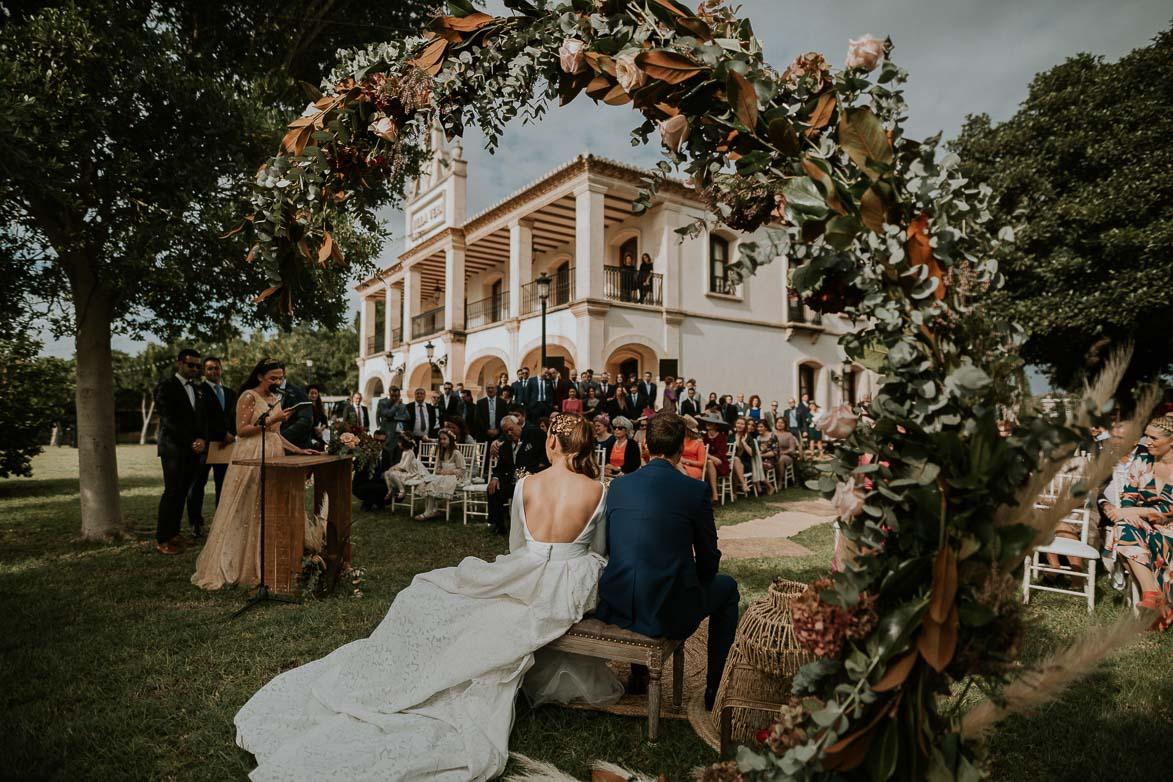 Decoración Bodas Civiles en Villa Vera AriannaPe Deco