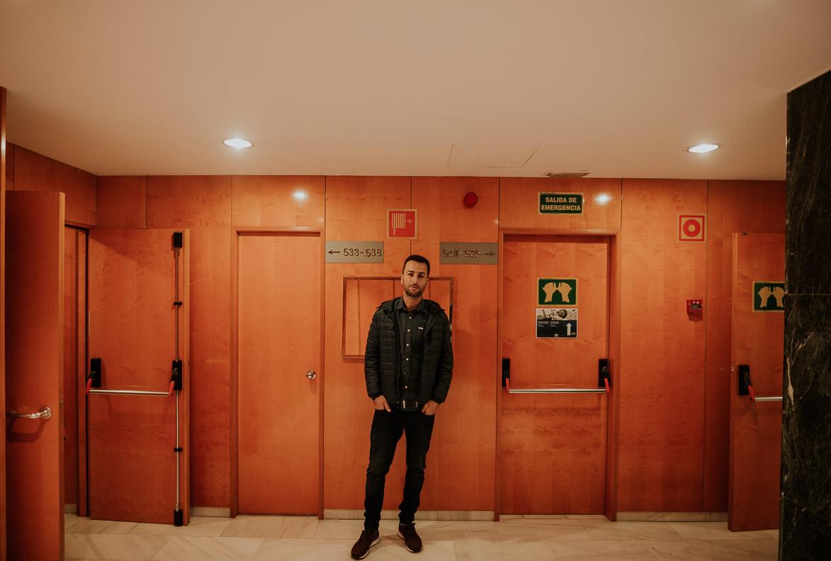Fotógrafos Bodas Hotel NH Murcia